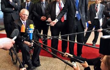 Σόιμπλε: Δεν αναμένω να υπάρξει σήμερα συμφωνία για την Ελλάδα