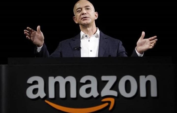 Πως ο ιδρυτής της Amazon έγινε σε μια μέρα πλουσιότερος κατά 671 εκατ. δολάρια