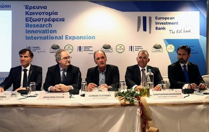 Η CretaFarm, η EΤΕπ και οι επενδύσεις των 15 εκατ. ευρώ