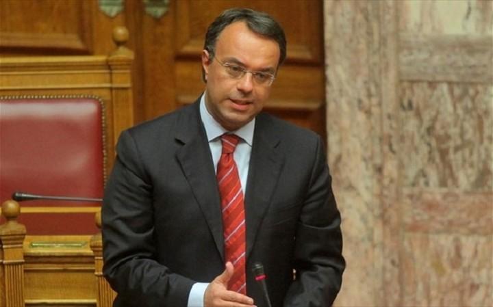 Σταϊκούρας: Δεν είμαι πολύ αισιόδοξος σε αυτό που πάει να γίνει για τη ρύθμιση του χρέους