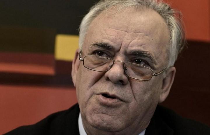 Δραγασάκης: Η ελάφρυνση του χρέους μας επιτρέπει να σχεδιάσουμε το μέλλον με σιγουριά
