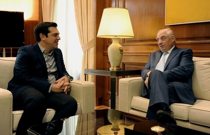 Η συμφωνία ΕΕ-Τουρκίας επί τάπητος στη συνάντηση Τσίπρα - Σάδερλαντ