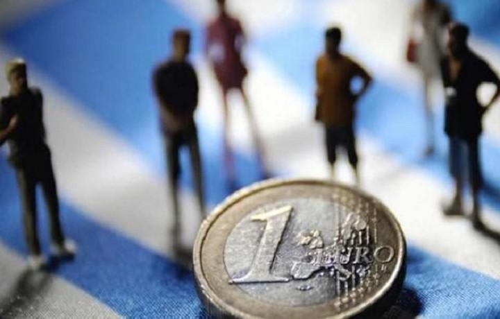 Ύφεση 1,3% για την ελληνική οικονομία το πρώτο τρίμηνο