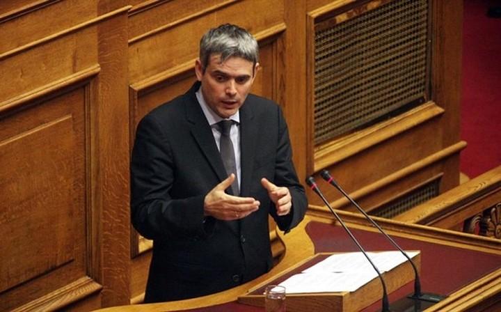 Καραγκούνης: Να δώσει η κυβέρνηση εξηγήσεις ποιος παρακολουθεί τα τηλέφωνα βουλευτών