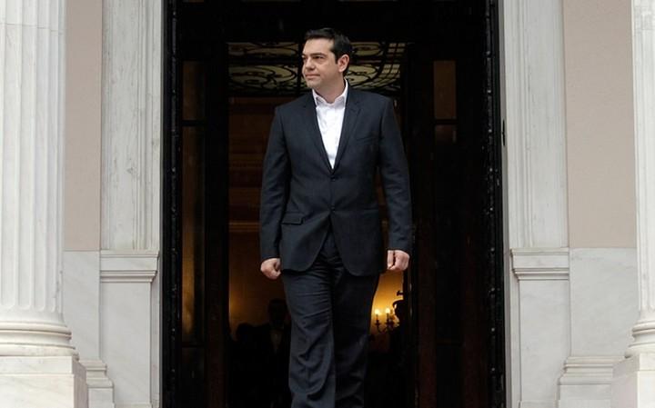 Συνάντηση του Τσίπρα με τον πρωθυπουργό της Γεωργίας