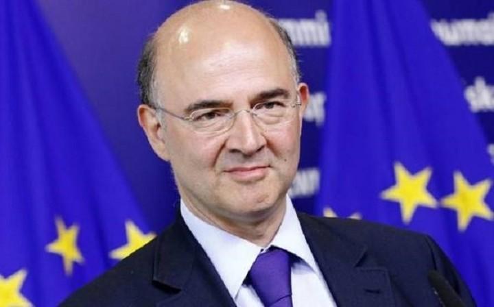Μοσκοβισί: Μεγάλης σημασίας η διασφάλιση της βιωσιμότητας του ελληνικού χρέους