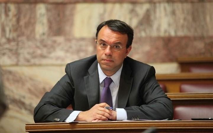 Σταϊκούρας: Πέντε λόγοι για τους οποίους η ΝΔ θα καταψηφίσει το νομοσχέδιο