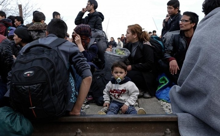 Πάνω από 1.500 πρόσφυγες αναχώρησαν από την Ειδομένη
