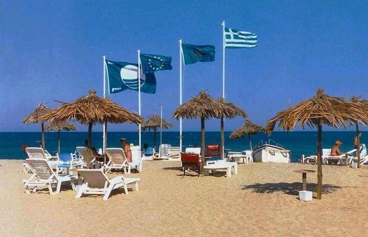 Πόσες ελληνικές παραλίες πήραν «Γαλάζια Σημαία»