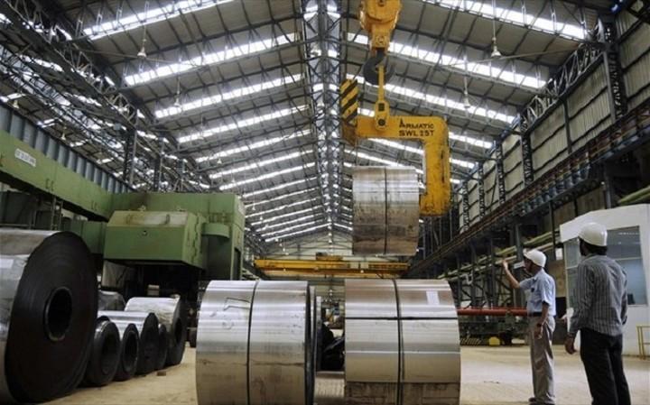Αυξημένη η βιομηχανική παραγωγή τον Απρίλιο