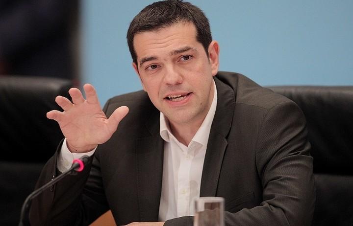 Τσίπρας: Εχουμε τη δυνατότητα να ξαναφτιάξουμε την εικόνα και τη φήμη της Ελλάδας