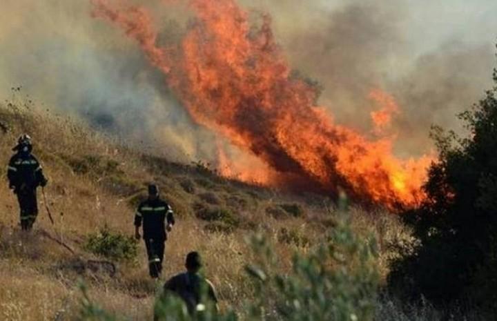 Μεγάλη πυρκαγιά στη Κύπρο- Δύο νεκροί πυροσβέστες