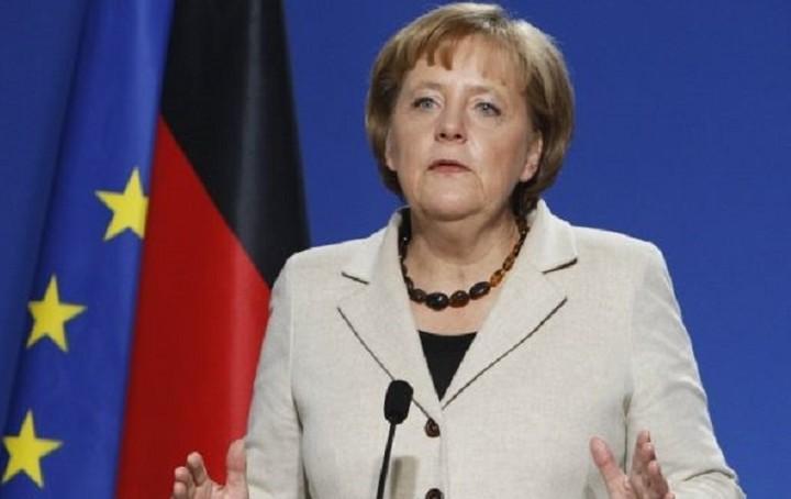 Μέρκελ: Μόνο ενωμένη η Ευρωπαϊκή Ένωση μπορεί να διασφαλίσει τα συμφέροντά της