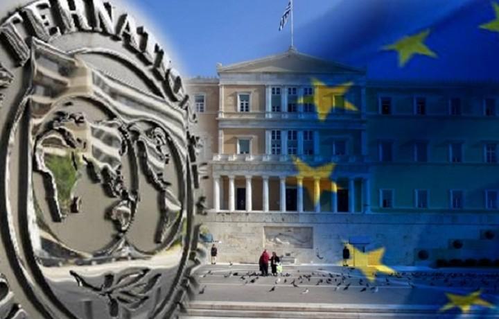 Ο πόλεμος ΔΝΤ- Ευρωπαίων με την Ελλάδα στη μέση