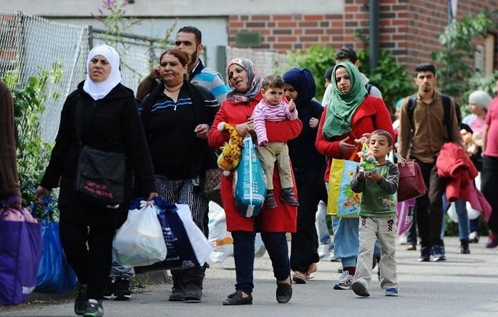 Πάνω από 57.000 πρόσφυγες στην Ελλάδα