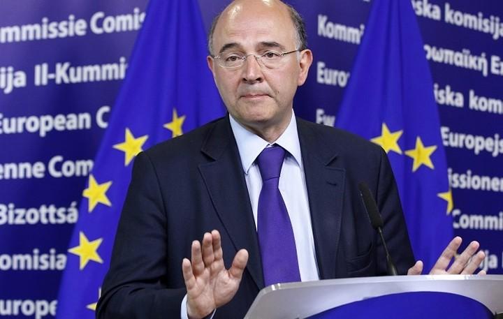 Μοσκοβισί: H ευρωζώνη είναι στέρεα