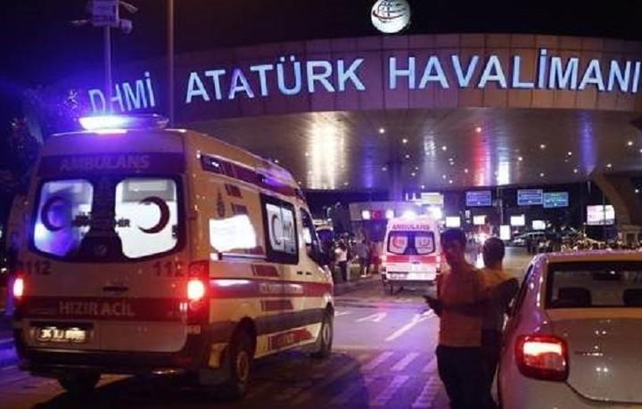 Τριπλή επίθεση στο αεροδρόμιο Ατατούρκ- 36 νεκροί και τουλάχιστον 147 τραυματίες
