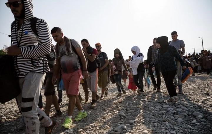 Στους 57.155 οι πρόσφυγες σε όλη την επικράτεια
