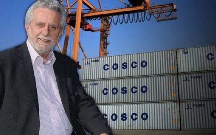 Κατέθεσε ο Δρίτσας τις αλλαγές στη σύμβαση του ΟΛΠ- Τις αποδέχτηκε η Cosco