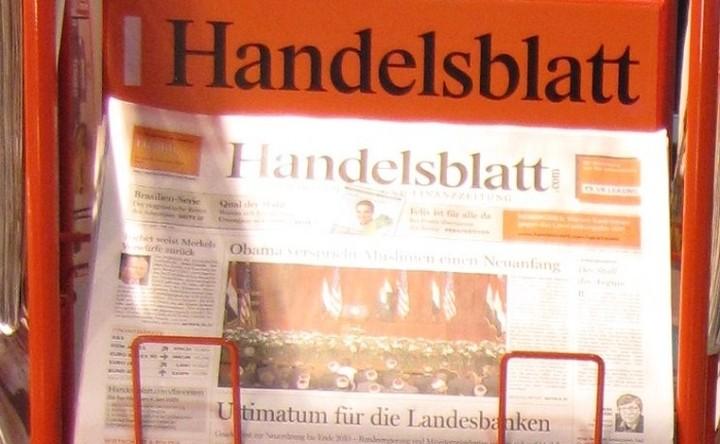 Handelsblatt: Οι εξαγωγές στη Μ. Βρετανία ενδεχομένως να μειωθούν
