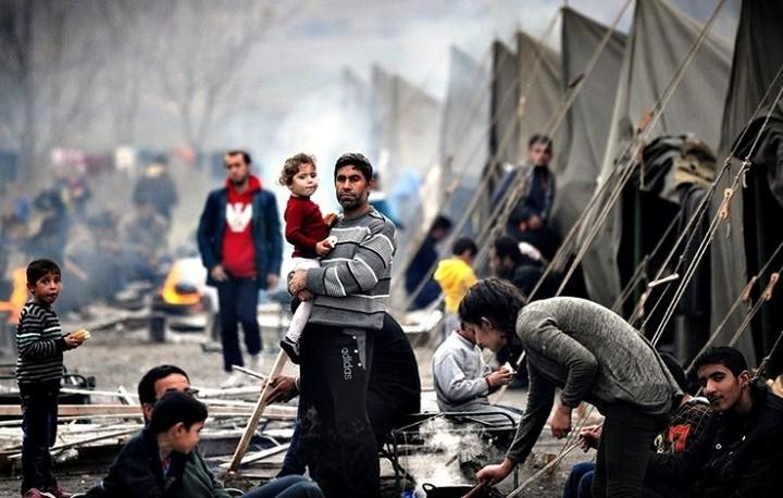Σε 57.325 ανέρχονται οι πρόσφυγες στην Ελλάδα