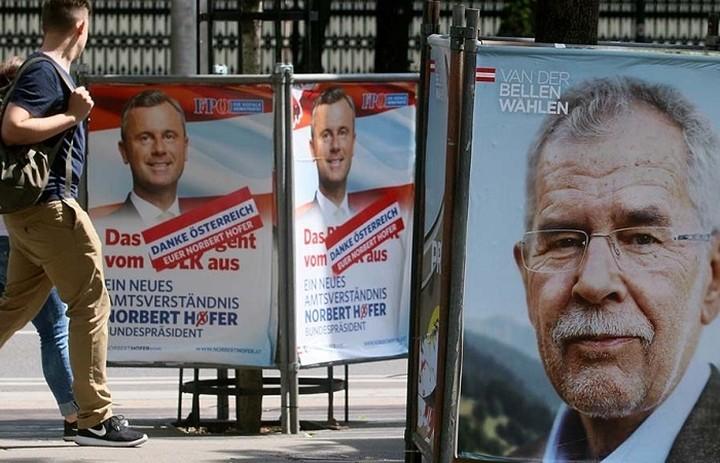 Προεδρικές εκλογές ξανά στην Αυστρία