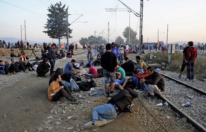 Στους 57.076 οι πρόσφυγες στην Ελλάδα