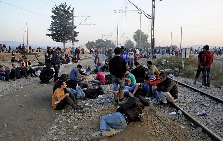 Στους 57.123 ανέρχονται οι πρόσφυγες σε όλη την Ελλάδα