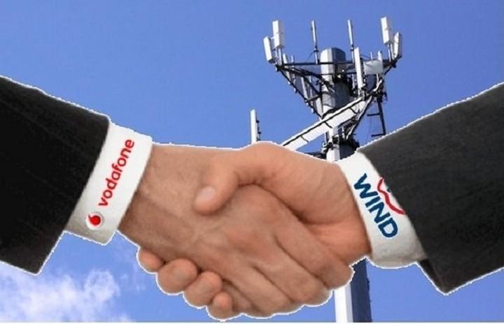 Η WIND προχωρά σε συνεργασία με την Vodafone Ελλάδας