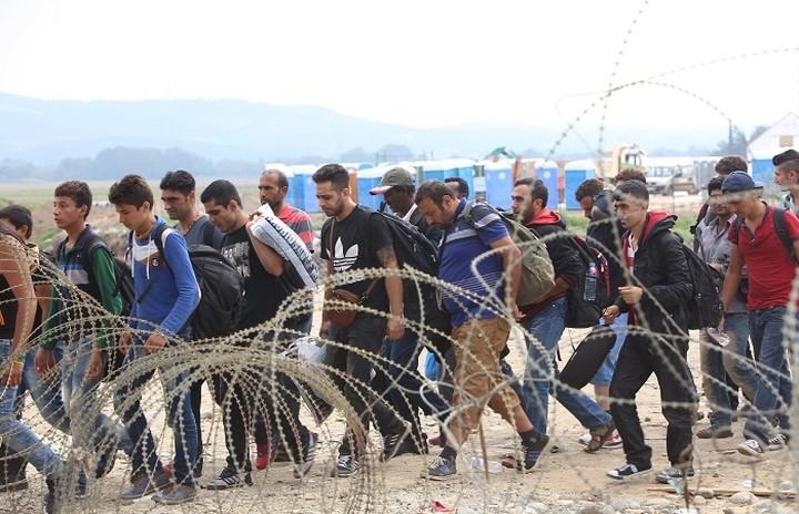 Στους 57.095 οι πρόσφυγες στην Ελλάδα