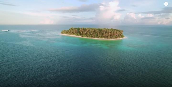 Πωλείται τροπικό νησί έναντι ...49 δολαρίων!