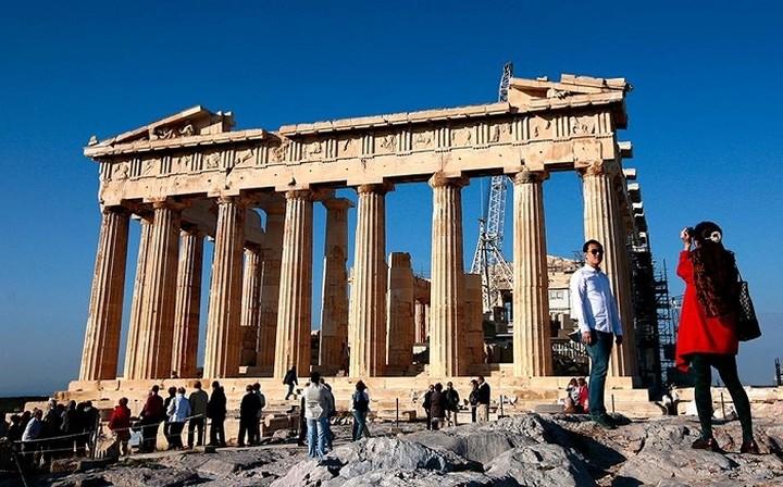 Σε χαμηλά επίπεδα ο τουρισμός στην Αθήνα
