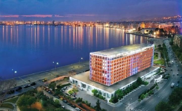 Δείτε σε πραγματικό χρόνο την ανακαίνιση του Makedonia Palace