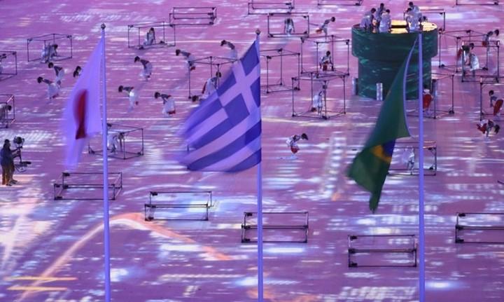 Έσβησε η Φλόγα των 31ων Ολυμπιακών Αγώνων