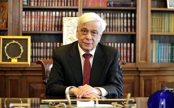 Παυλόπουλος: Μπορούμε και πρέπει να βγούμε από αυτή την κρίση δυνατοί