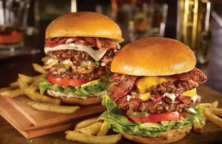 Η μάχη των «burgers»