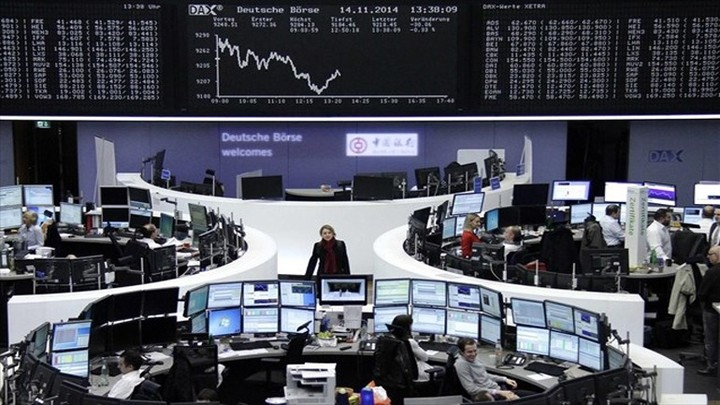 """Ευρωαγορές: """"Φρένο"""" στο τριήμερο ανοδικό σερί"""