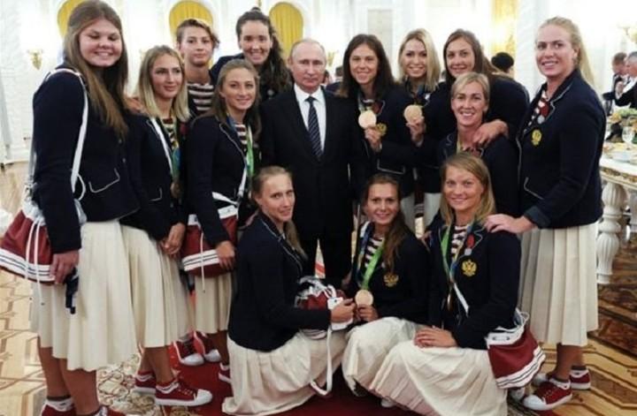 Ο Πούτιν κέρασε μια ...BMW σε κάθε Ολυμπιονίκη!