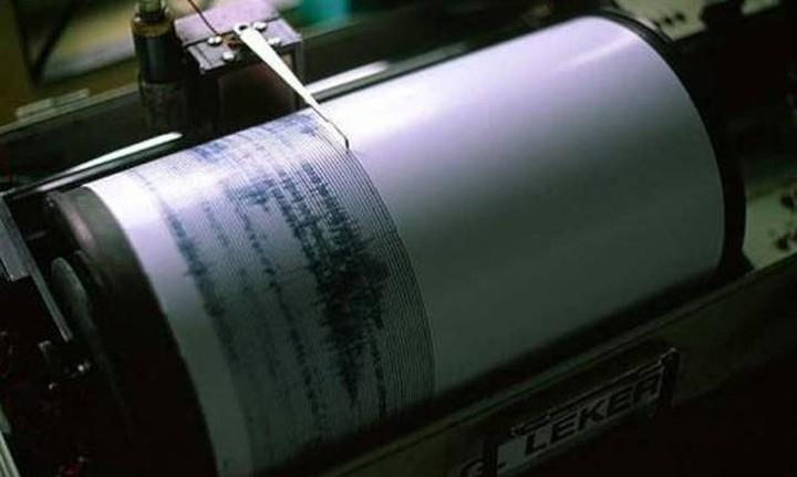 Σεισμός 4 Ρίχτερ μεταξύ Σκύρου και Εύβοιας - Αισθητός στην Αττική