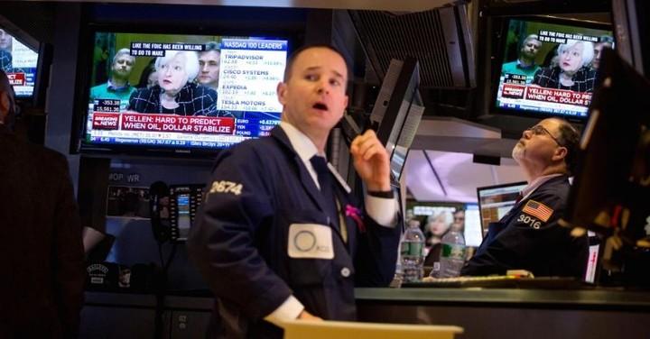 """Ανοδικό """"ξέσπασμα"""" στη Wall Street ελέω Yellen"""