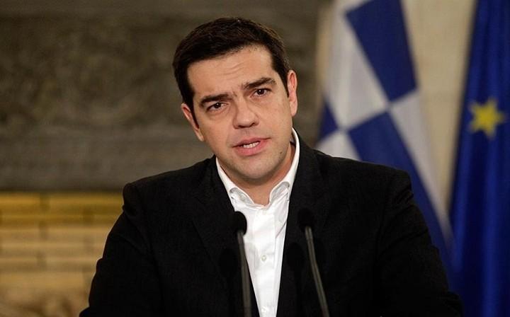 Τσίπρας: Απαιτούμε συγκεκριμένα μέτρα που θα καθιστούν το ελληνικό χρέος βιώσιμο