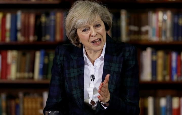 Μέι: Brexit σημαίνει Brexit