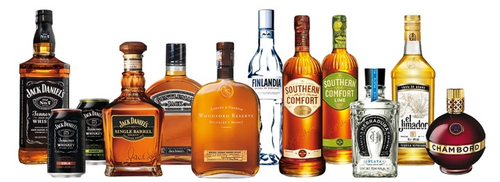Υποχώρησαν οι πωλήσεις της Brown-Forman (Jack Daniels)
