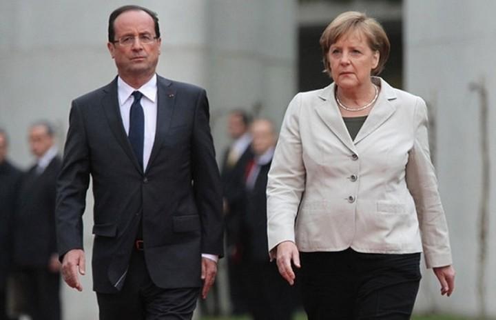 Συνάντηση κορυφής Μέρκελ-Ολάντ