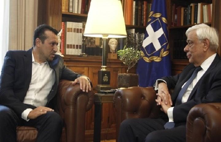 Παππάς σε Παυλόπουλο:  Νέο τηλεοπτικό τοπίο που αξίζει ο ελληνικός λαός