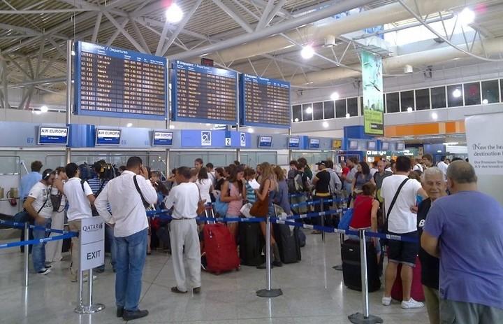 Αυξημένη η επιβατική κίνηση του Ελ. Βενιζέλος τον Αύγουστο