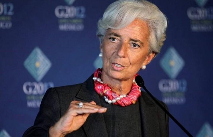 Λαγκάρντ: Η G20 αναγνώρισε την ανάγκη να υπάρξει περισσότερη ανάπτυξη