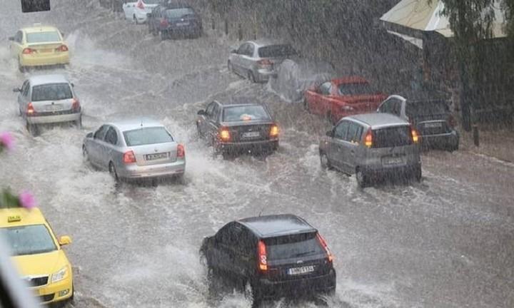 Ενισχύσεις από την Αθήνα στη Λακωνία λόγω κακοκαιρίας