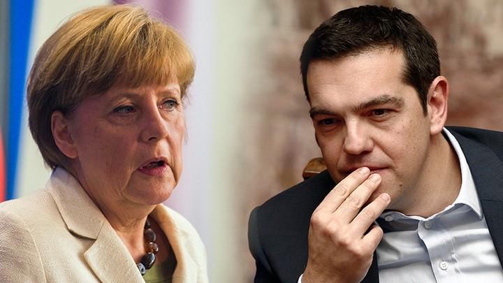 Τσίπρας: Τηλεφωνική επικοινωνία με Μέρκελ πριν τη Σύνοδο Κορυφής