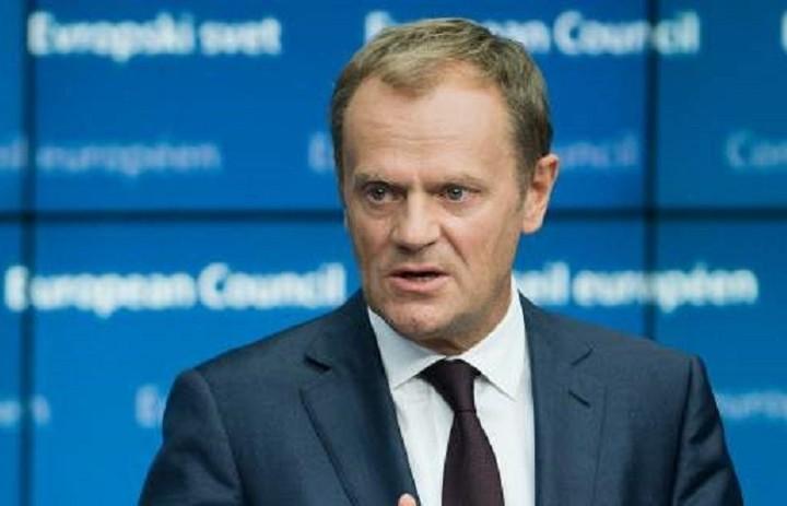 Τουσκ: Στόχος μας να εγκαθιδρύσουμε τις πιο στενές δυνατές σχέσεις ΕΕ-Βρετανίας